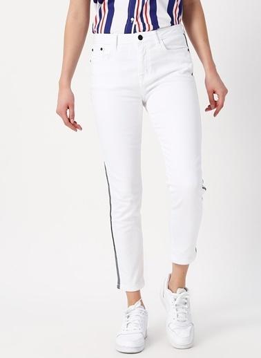 North Of Navy North Of Navy Beyaz Pantolon Beyaz